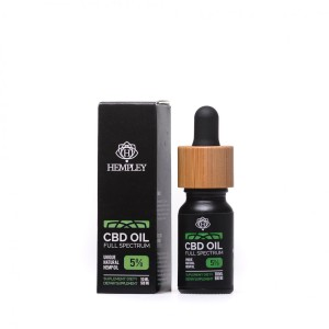 Olejek CBD 5%  Hempley 10ml