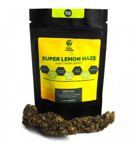 Susz Konopny CBD 7,3% Super Lemon Haze 1g