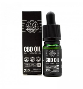 Olejek CBD 20% 2000mg Pro Uncle Haze 10ml
